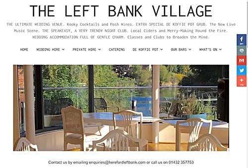 THE LEFT BANK VILLAGE