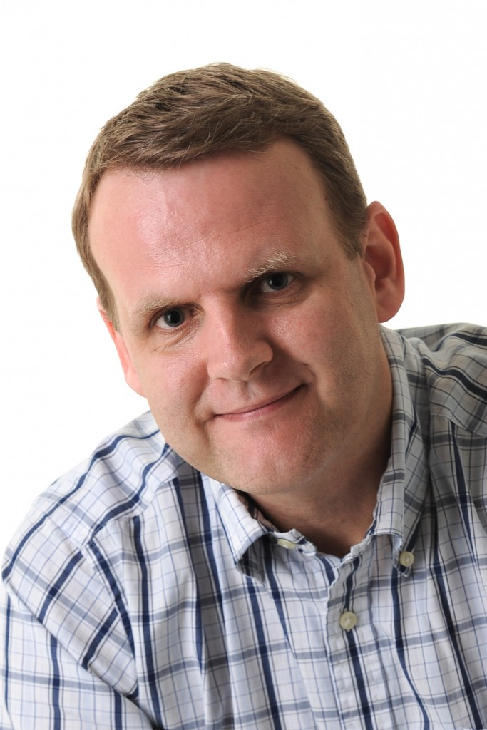 Course tutor Robert Taylor