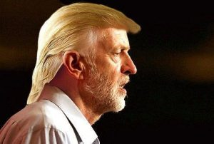 Could Corbyn's reboot to campaign like Trump work?